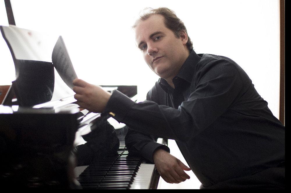 Josu de Solaun-Piano Recital